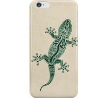 Ornate Lizard iPhone Case/Skin