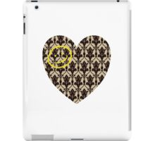 Sherlock Loveheart iPad Case/Skin