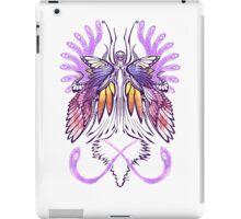 Mab the Queen of Fey (purple) iPad Case/Skin