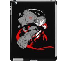 full metal alchemist iPad Case/Skin