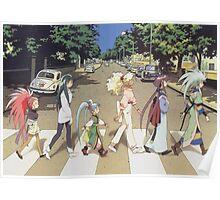 Tenchi Road Poster
