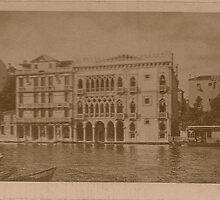 Contarini Palace,Venice,Italy by Logan81
