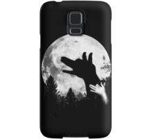 Bark At The Moon! Samsung Galaxy Case/Skin