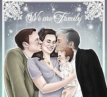 Mytheory - We are Family by Clarice82