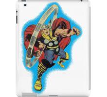 Classic Thor iPad Case/Skin