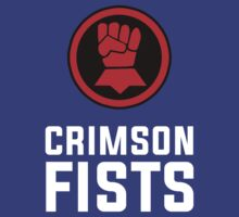 Crimson Fists - Warhammer by Groatsworth