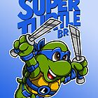 Super Turtle Bros - Leo by moysche