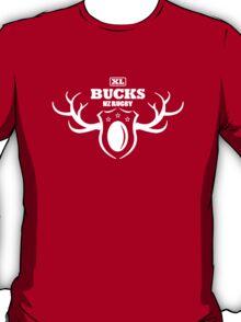 Jonah Maiava – XL BUCKS NZ Rugby T-Shirt
