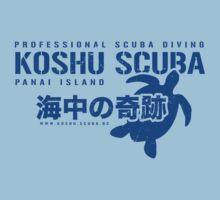 Koshu Scuba by bluedog725