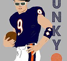 Jim McMahon - Punky QB by Snockard