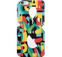 Ampersand iPhone Case/Skin