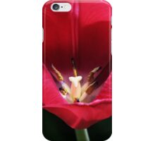 Red For My Love iPhone Case/Skin