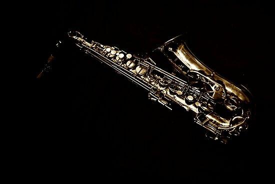 Sax by Adam Northam