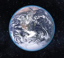 Earth IS Cool by TOP Posters & Prints