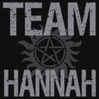 Supernatural Team Hannah by thepixelgarden