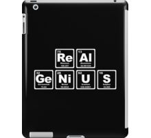 Real Genius - Periodic Table iPad Case/Skin