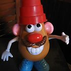 Mr. Potato Spud by: rev. toth wilder by tothwilder