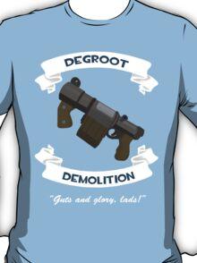 Degroot Demolition 2 BLU T-Shirt