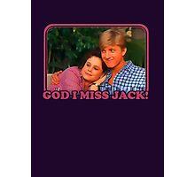 God I Miss Jack! #2 (Versatile Design) Photographic Print