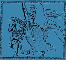 Joan of Arc.... by Kricket-Kountry