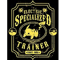 Electric Specialized Trainer II Photographic Print