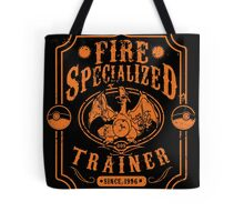 Fire Specialized Trainer II Tote Bag