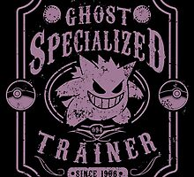 Ghost Specialized Trainer by tiranocyrus