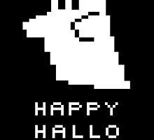 Halloween Pixel by Lou Patrick Mackay