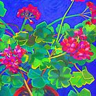 Geranium  by marlene veronique holdsworth