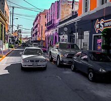 Rush Street by ELMPHOTOGRAPHY