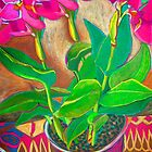 Cannas by marlene veronique holdsworth