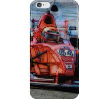 Formula Atlantic No. 64 iPhone Case/Skin