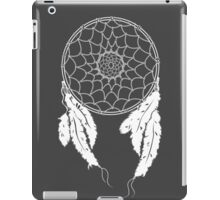 Dreamcatcher - Black iPad Case/Skin