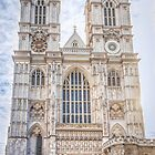 Westminster Abbey by Sue Martin