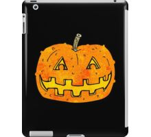 cartoon pumpkin iPad Case/Skin