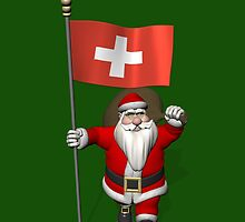 Santa Claus Visiting The Swiss Confederation by Mythos57