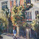 Villa L'eandre, Paris by Terri Maddock
