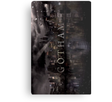 Gotham(TV Show) Metal Print