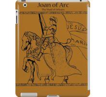 Joan of Arc.... iPad Case/Skin