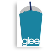 Glee Frozen Drink Slurpee Canvas Print