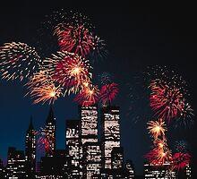 NEW YORK CITY: Big Apple by BeautifulPrints