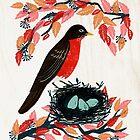 Robin's Nest by Andrea Lauren  by Andrea Lauren