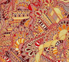Orange Design by tbiamonte