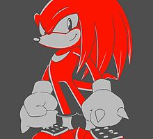 Knuckles! by KNUX-DESIGNS