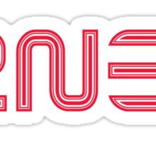 2NE1 1 Sticker