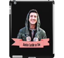 Austin Carlile or Die iPad Case/Skin