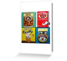 Proudly South African Set Nr 6 Greeting Card