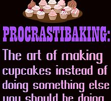PROCRASTIBAKING by Divertions
