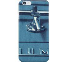 Triumph TR3 iPhone Case/Skin