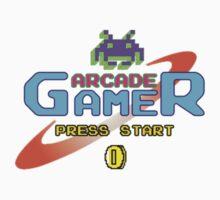 Arcade Gamer  by ZeroBluADC